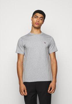 PS Paul Smith - MENS REG FIT ZEBRA - T-Shirt basic - grey
