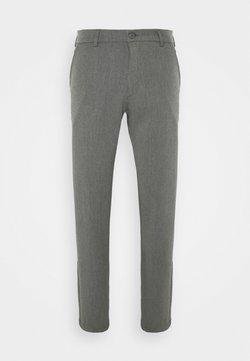 Les Deux - COMO REG SUIT PANTS - Pantalon de costume - grey melange