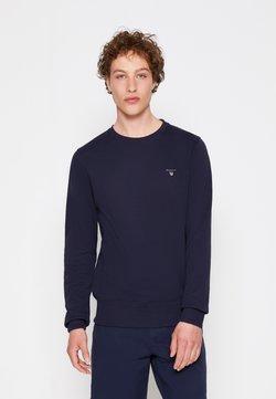 GANT - ORIGINAL C NECK - Sweatshirt - evening blue