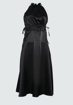 Trendyol - PARENT - Sukienka koktajlowa - black