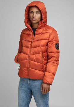 Jack & Jones - Winterjacke - burnt ochre