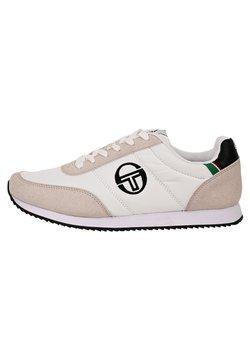sergio tacchini - SNEAKER NANTES - Sneaker low - white