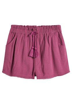 Next - Shorts - purple