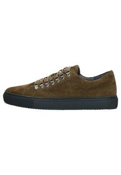 Manfield - Sneaker low - dunkelgrün