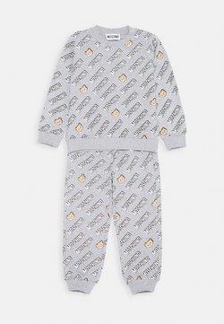 MOSCHINO - TRACKSUIT SET - Sweatshirt - grey melange