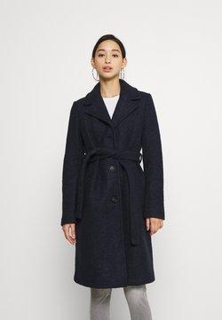 Vero Moda - VMNEWLOOP ESME  - Wollmantel/klassischer Mantel - navy blazer
