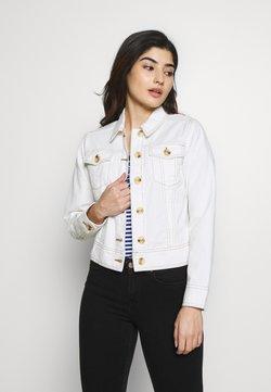 Miss Selfridge Petite - CASUAL JACKET - Giacca di jeans - ecru