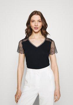 Morgan - DEXIA - T-shirt con stampa - marine