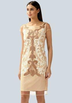 Alba Moda - Cocktailkleid/festliches Kleid - beige