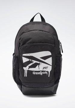 Reebok - TRAINING BACKPACK - Reppu - black