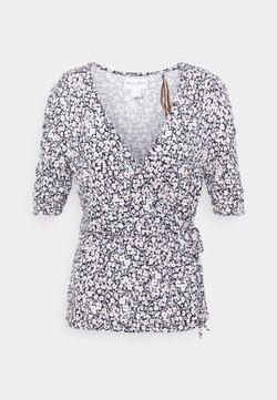 Lindex - NORMA - T-Shirt print - navy