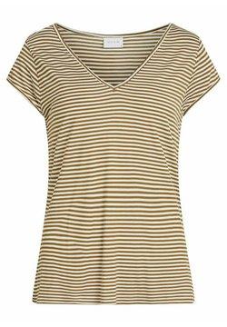 Vila - VISCOOP  - T-Shirt basic - butternut