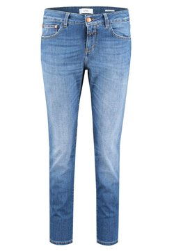 CLOSED - BAKER SLIM FIT - Jeans Slim Fit - stoned blue