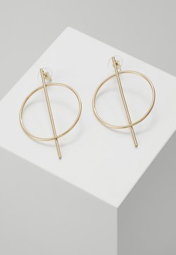 sweet deluxe - BRISTOL - Earrings - gold-coloured