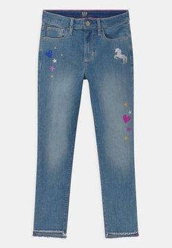 GAP - GIRLS  - Jeans Skinny Fit - blue denim