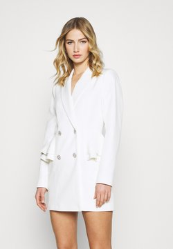 River Island - Cocktailkleid/festliches Kleid - white