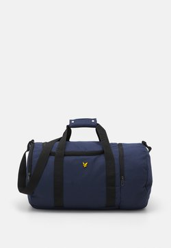 Lyle & Scott - BARREL BAG - Sporttasche - navy