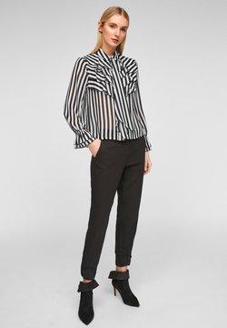 s.Oliver BLACK LABEL - Bluse - black stripes