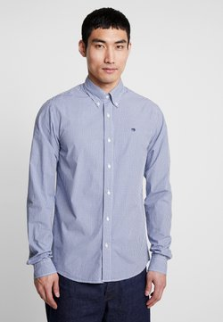 Scotch & Soda - CRISPY REGULAR FIT BUTTON DOWN COLLAR - Hemd - light blue