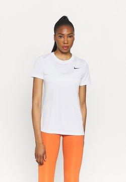Nike Performance - TEE CREW - T-shirts basic - white