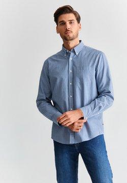 TATUUM - CHARLES  CLASSIC - Koszula - dark blue denim