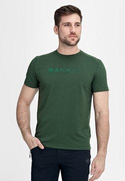 Mammut - TROVAT - T-Shirt print - woods
