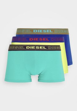Diesel - KORYTHREEPACK 3 PACK - Shorty - blue/turquoise/yellow