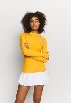 Björn Borg - NIGHT TEE - Funktionsshirt - citrus