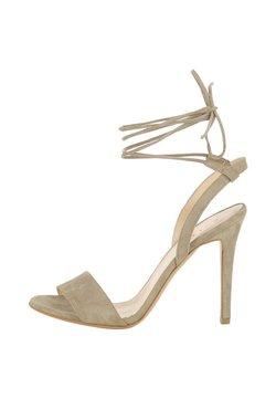 Evita - Sandales à talons hauts - beige