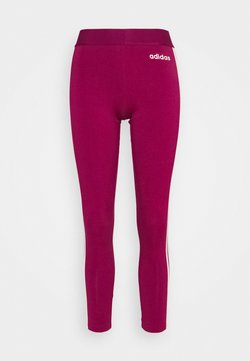 adidas Performance - Tights - berry/pink