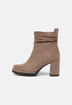 Marco Tozzi - Classic ankle boots - antelope