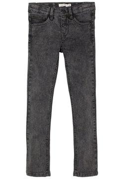 Name it - Slim fit jeans - dark grey denim