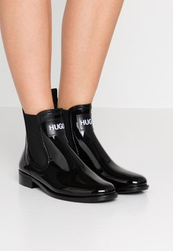 HUGO - NOLITA RAIN BOOTIE - Gummistövlar - black