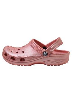 Crocs - CLASSIC METALLIC - Clogs - blossom