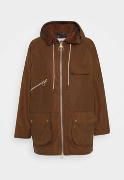 Barbour International - ALEXA CHUNG - Parka - tan