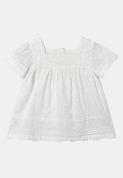 Marks & Spencer London - BABY - Blusenkleid - ivory
