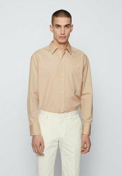 BOSS - Camicia elegante - open beige
