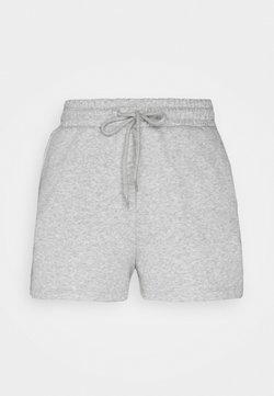 Pieces Petite - PCCHILLI - Shortsit - light grey melange
