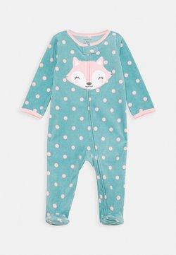Carter's - FOX - Pyjamas - turquoise