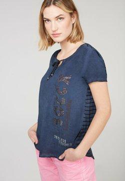 Soccx - Bluse - moroccan blue