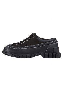 Camper - PIX - Sznurowane obuwie sportowe - schwarz