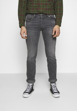 Diesel - SAFADO - Straight leg -farkut - grey denim