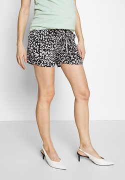 Supermom - LEOPARD - Shorts - black