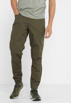 Black Diamond - NOTION PANTS - Pantalones - sergeant
