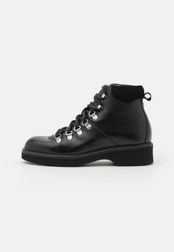 Ted Baker - RAMELS - Lace-up ankle boots - black