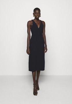 N°21 - V NECK DRESS - Shift dress - nero