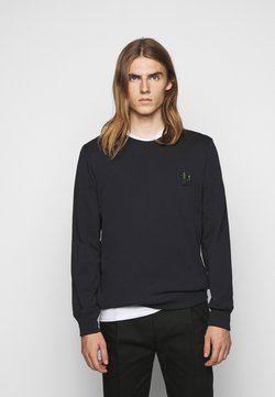 PS Paul Smith - ZEBRA CREW NECK - Sweatshirt - dark blue
