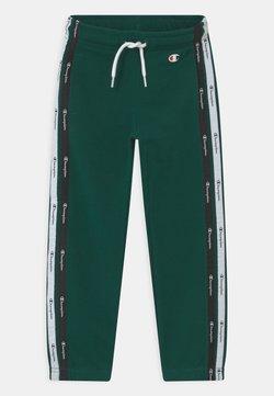 Champion - AMERICAN TAPE UNISEX - Verryttelyhousut - dark green