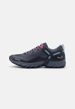 Salewa - ULTRA TRAIN 3 - Zapatillas de trail running - navy blazer/maui blue
