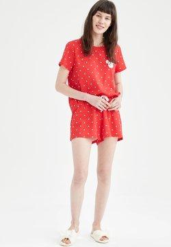 DeFacto - Pyjama - red